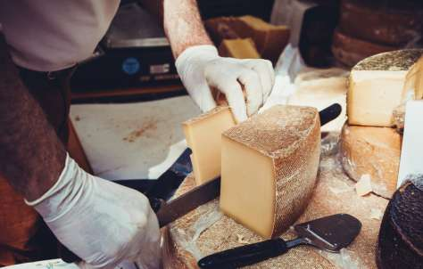 Te la damos con queso