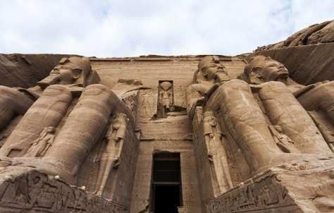 En los brazos del Nilo