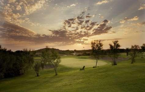 Golf y Relax