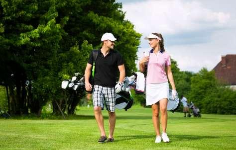 Triple de Golf