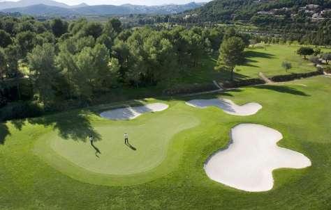 Golf, Spa y Playa