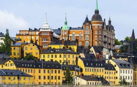 Estocolmo por dentro