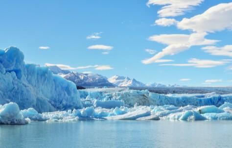 Tango sobre glaciares
