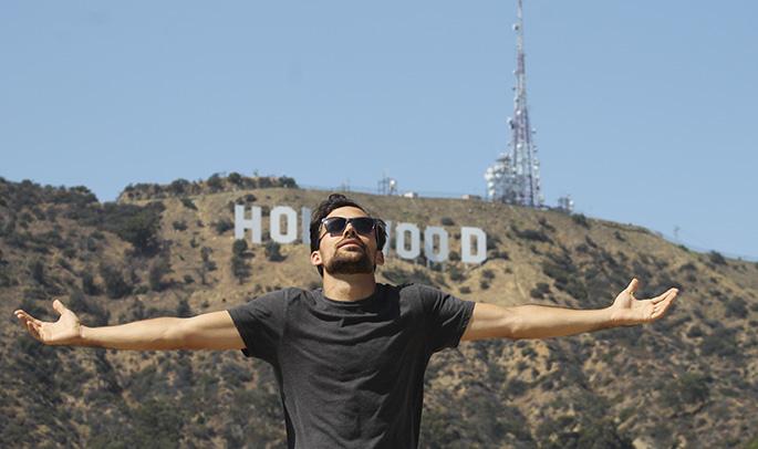 Ramón en Los Ángeles