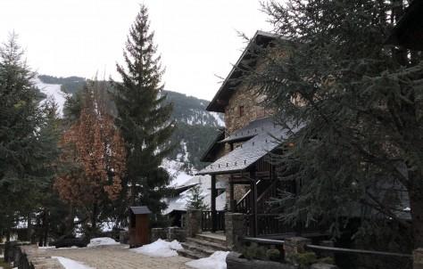 Fin de año en Andorra