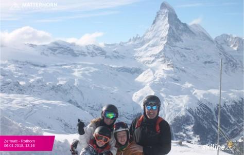 Reyes en Zermatt