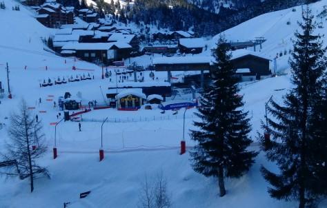 esqui en Les 3 vallées