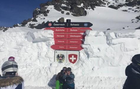 Esquiando en  Ischgl