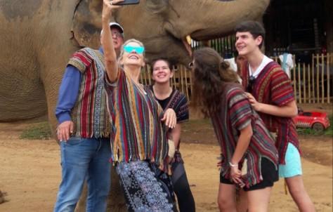 Viaje por Tailandia en familia