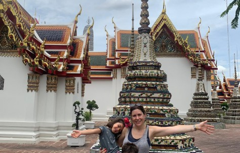 Viaje con mis hijos maravilloso e inolvidable