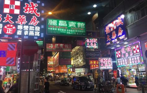Hay muchas Asias con bellos templos, deliciosas comidas y muy húmedas