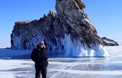 Espectacular viaje al hielo del Baikal
