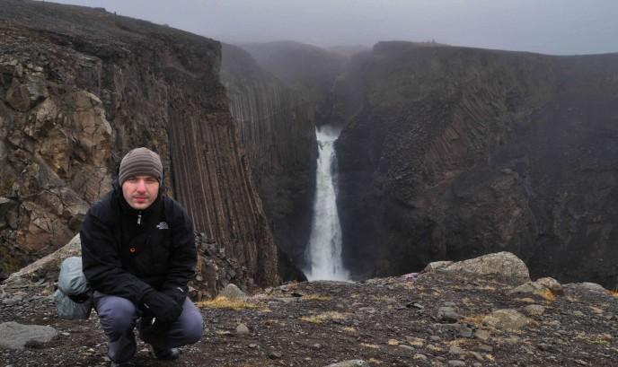 Cascada Litlanessfoss