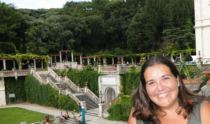 Eva en Trieste