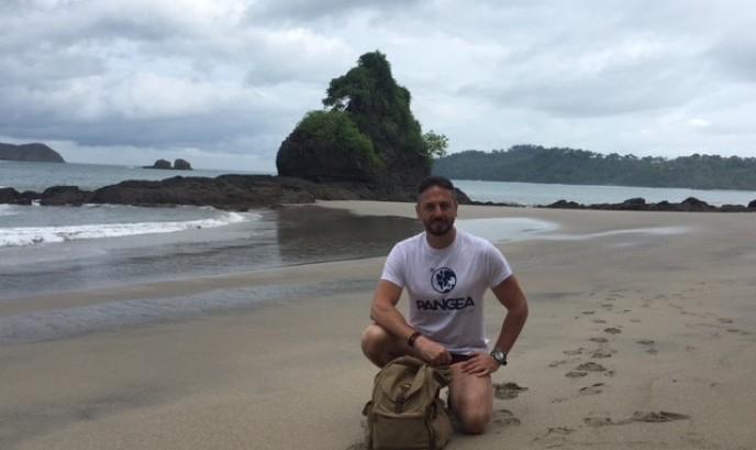 Juanlu en Costa Rica