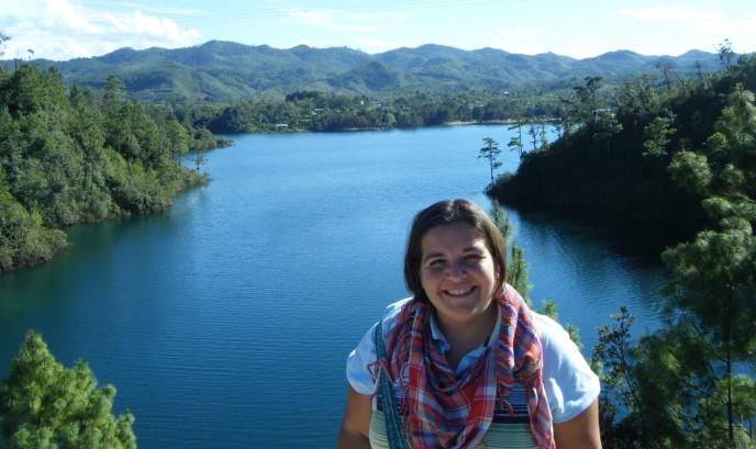 Eva en Chiapas