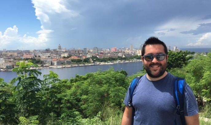 Nacho en La Habana