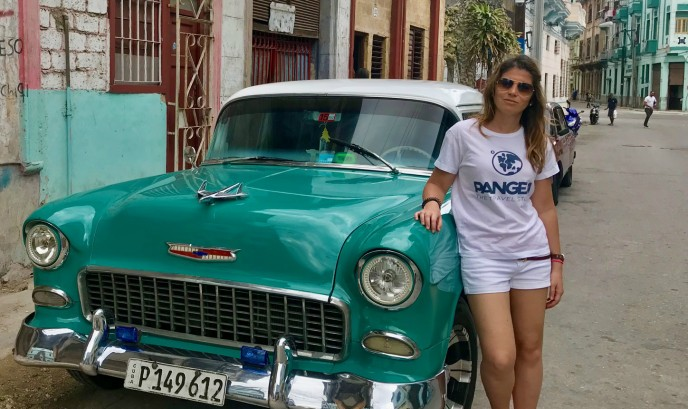 Carmen en La Habana