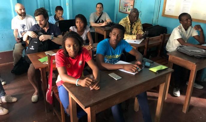 Escuela de Santo Tomé