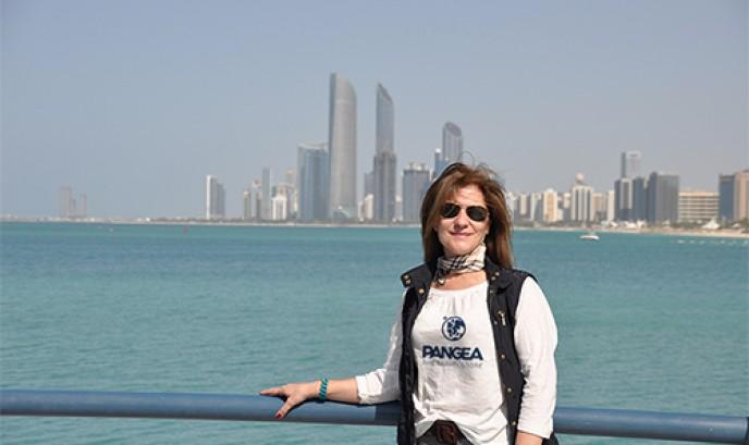 Gema en Abu Dhabi