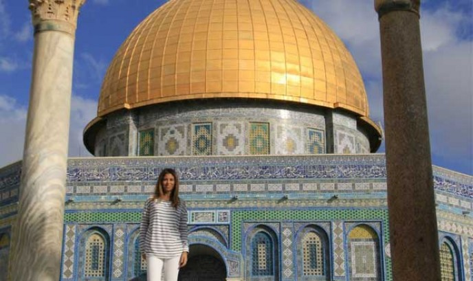 Carmen en Jerusalén