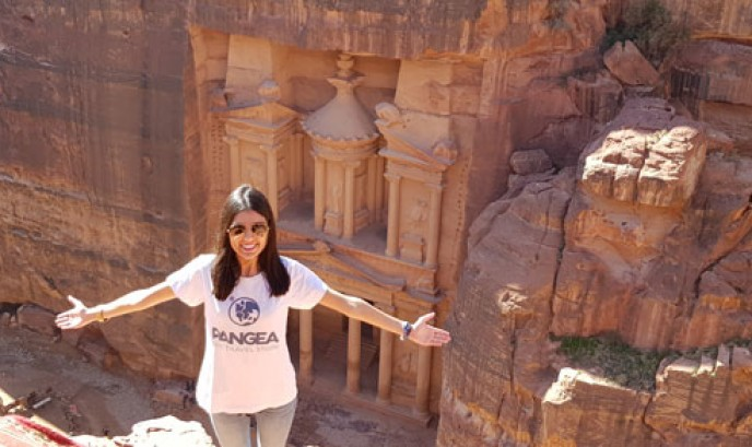 El Tesoro de Petra