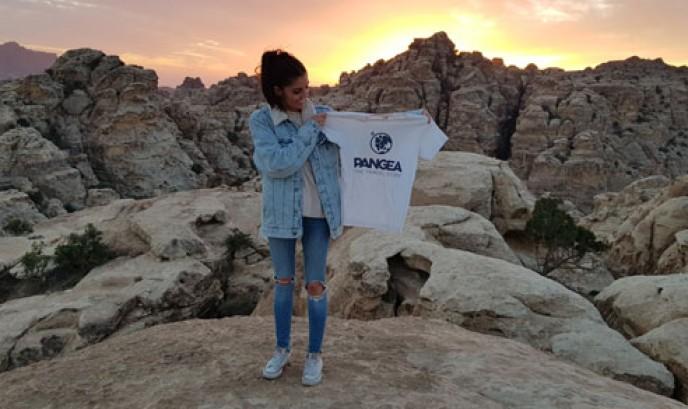 Atardecer en Little Petra
