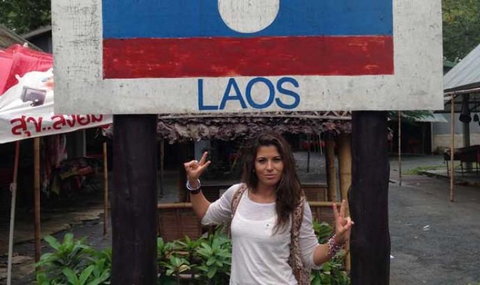 Carmen en Laos