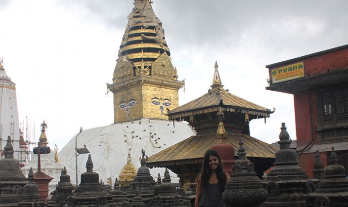 Estupa de Katmandú