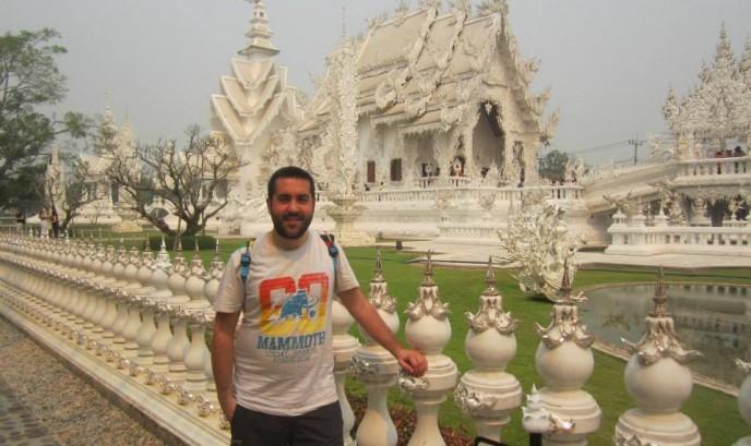 Nacho en Chiang Rai
