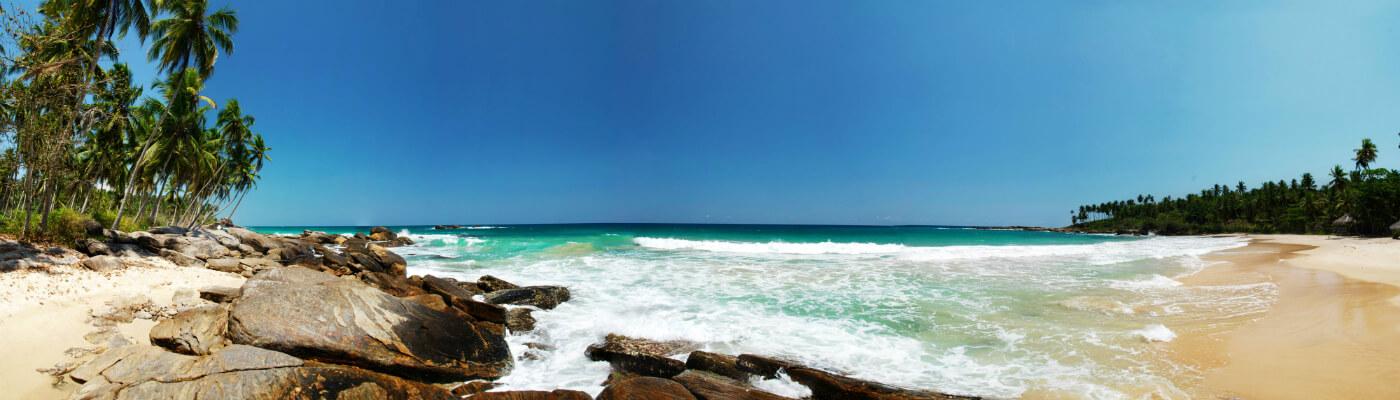 Playas vírgenes de Trincomalee