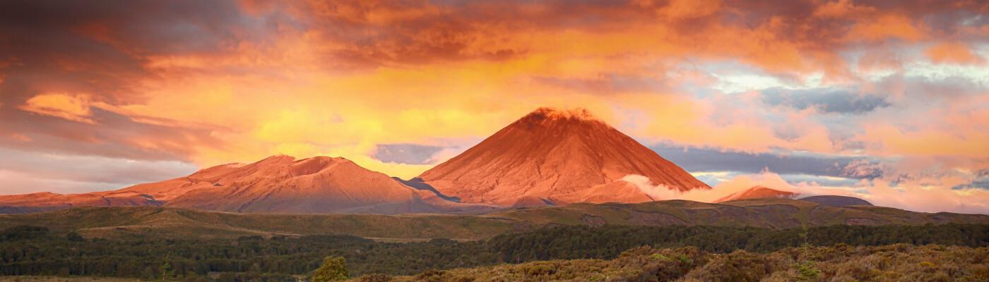Volcanes de NZ