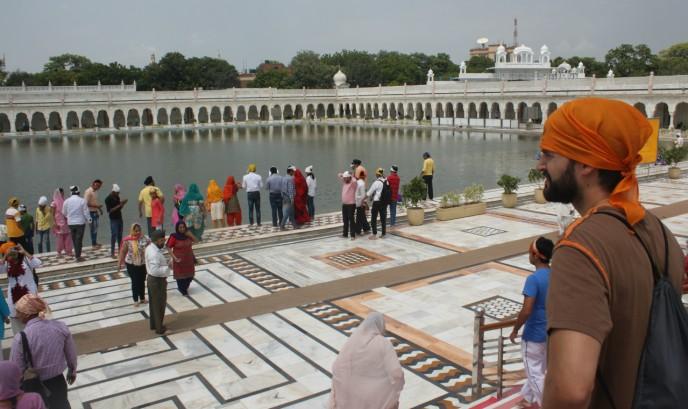 Templo Sikh - Delhi