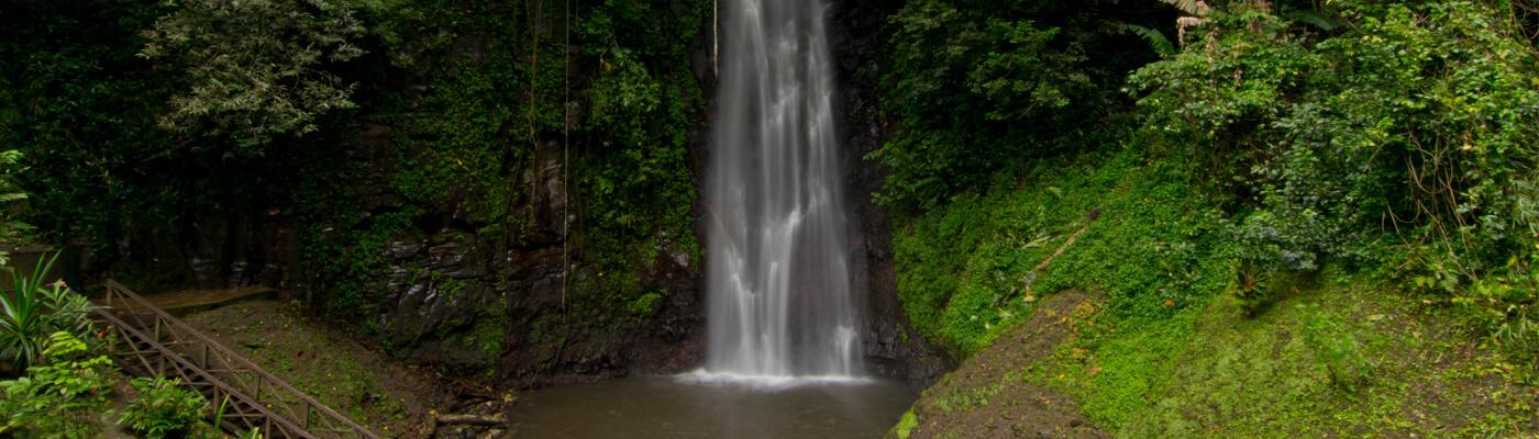 Cascada de Sao Nicolau