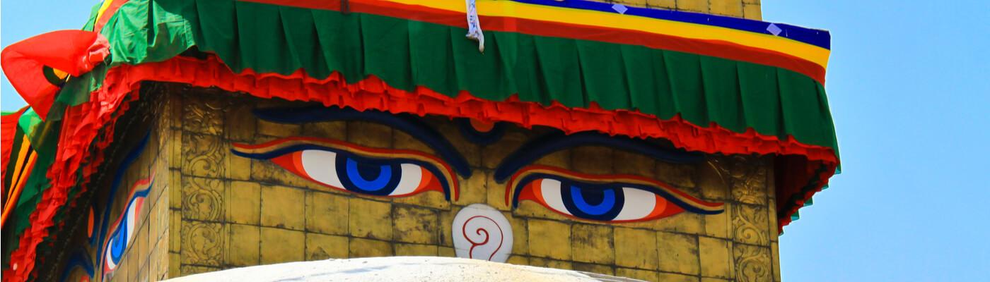 Templo de Swayambunath