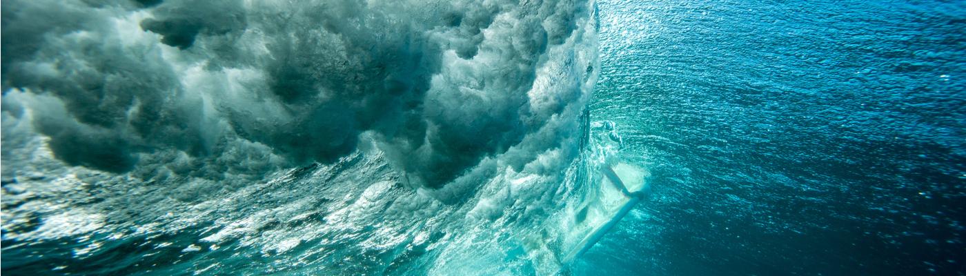 Cascada Submarina