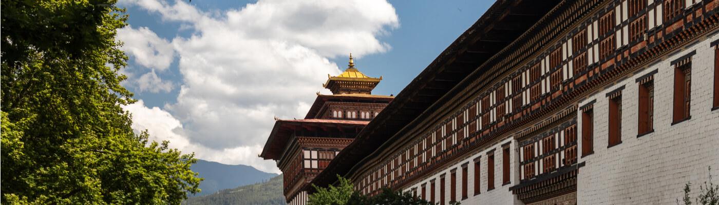 Dzong Tashichoe