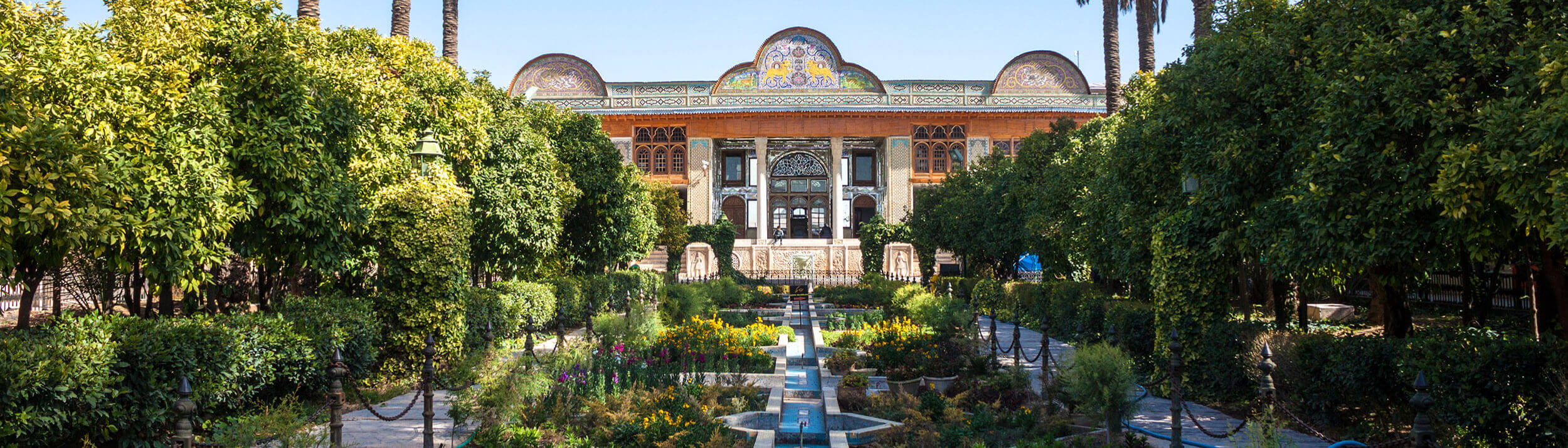 Jardines de Narenjestán