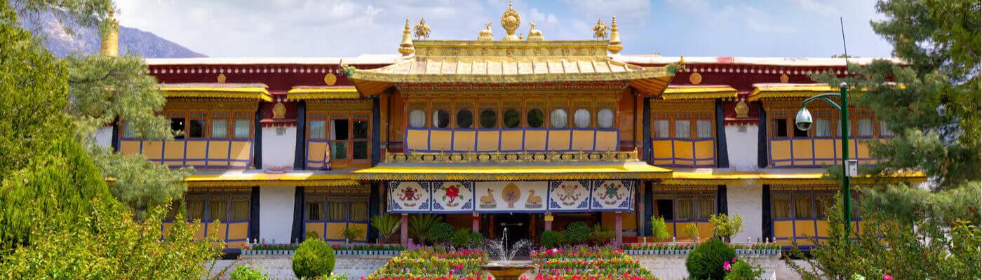 Palacio de Norbulingka