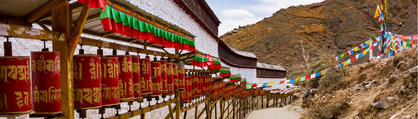 Monasterio Tashilhumpo