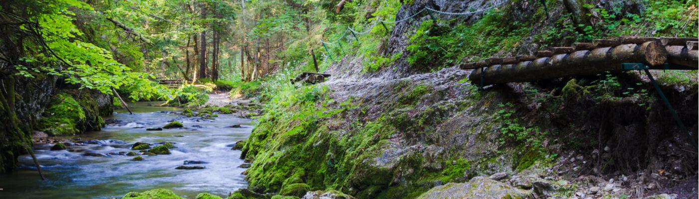 Parque Nacional Slovenský Raj