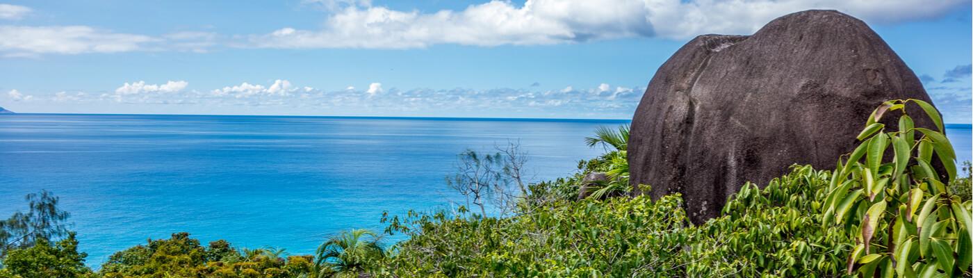 Parque Nacional Morne Seychellois