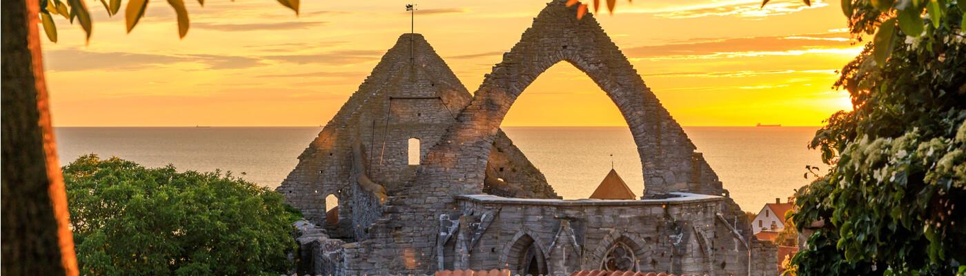 La isla de Gotland