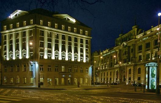Pateando Praga