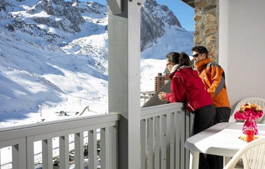 En la cima del Pirineo