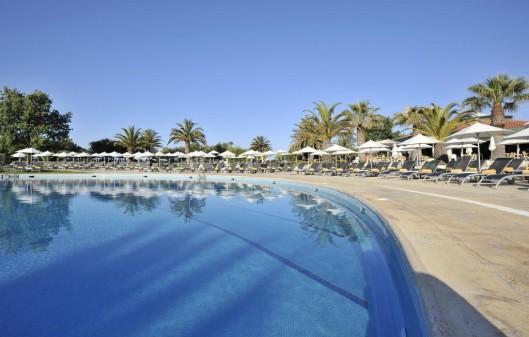 Bajo par en el Algarve