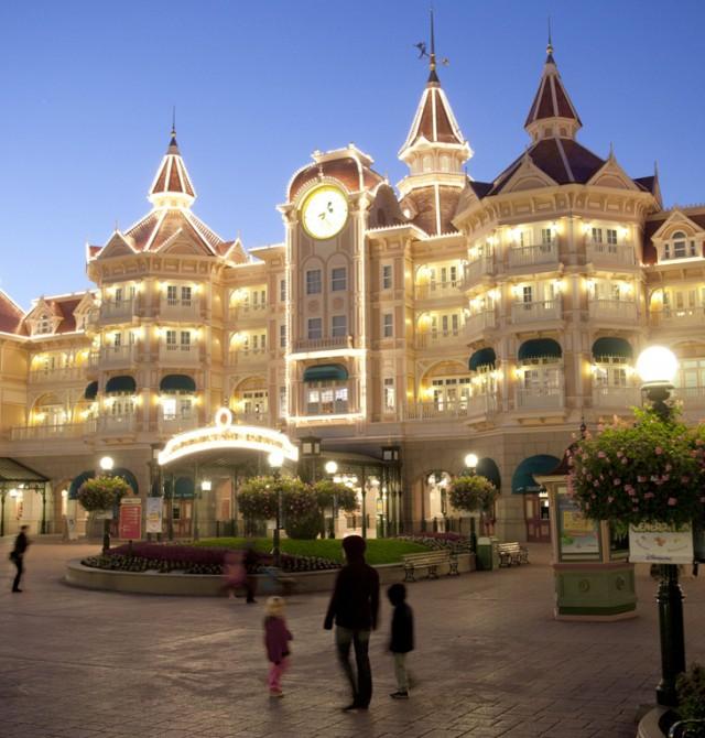 en Disneyland® Paris