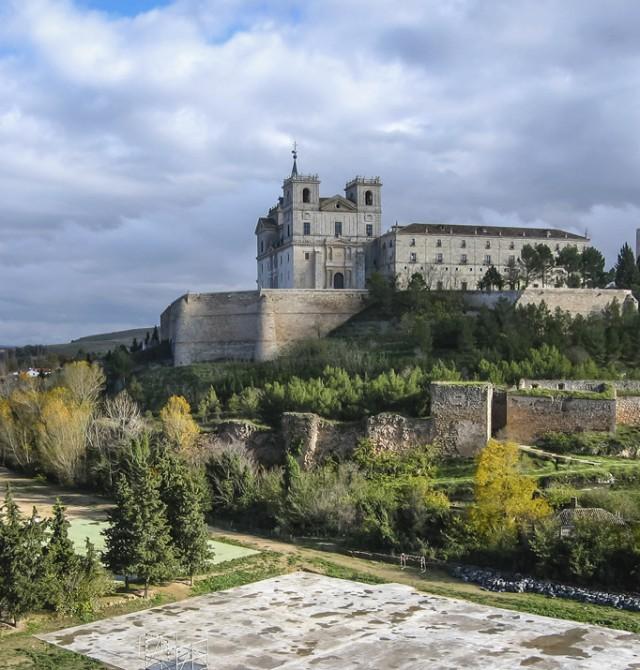 Monasterio de Uclés en Cuenca, Huete