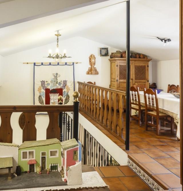 Comida en Restaurante La Casa del Tío Venancio en Cuenca, Huete