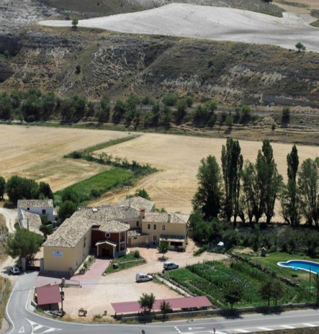 en Cuenca, Huete